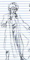 Spaceman Tetragrammaton by dan-sch