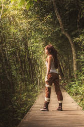 Tomb Raider: Reborn - Lost by ruby-hearts