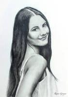 Portrait - Samantha by Neysta