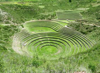 Moray, Peru by Moran89