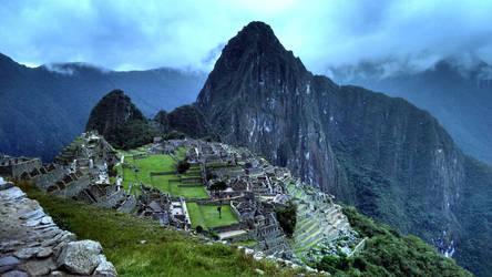 Machu Pichu by Moran89