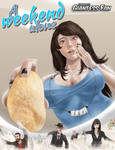 A Weekend Alone - unaware, vore by giantess-fan-comics