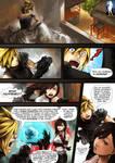 Page 01 - Growth Materia - Giantess Fan Comic by giantess-fan-comics