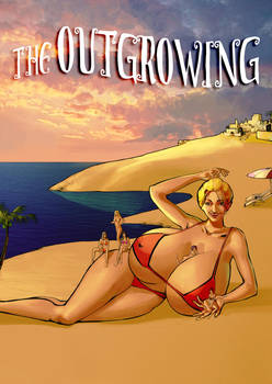 The Outgrowing 4 - The Swimsuit Issue by giantess-fan-comics