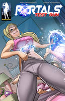 Portals - Test Run by giantess-fan-comics