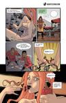 Giantess Vore Princess by giantess-fan-comics