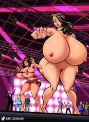 Winning Big by giantess-fan-comics