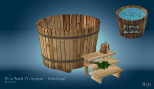 Folk Bath Collection (overhaul) update 2014-12-12 by RonDoe