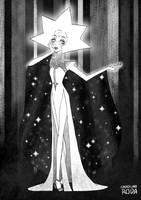 White Diamond by carolroda6