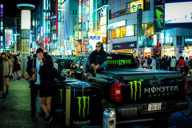 Monster Energy by Ulprus