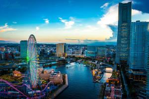 Beautiful Yokohama II by Ulprus