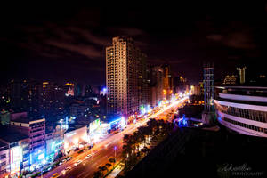 Trip to Taiwan by Ulprus