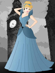 Evil Princess Cinderella by Willemijn1991