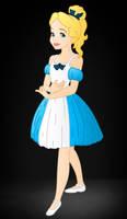 Disney Ballerina's:Alice by Willemijn1991