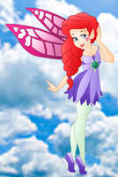 Fairy Ariel by Willemijn1991