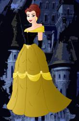 Evil Princess Belle by Willemijn1991