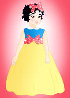 Little princess: Snow White by Willemijn1991