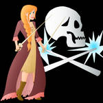 Disney Pirate: Giselle by Willemijn1991