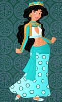 Historic Jasmine by Willemijn1991