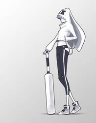 Bunny Hood Concept by Sketch-Geek
