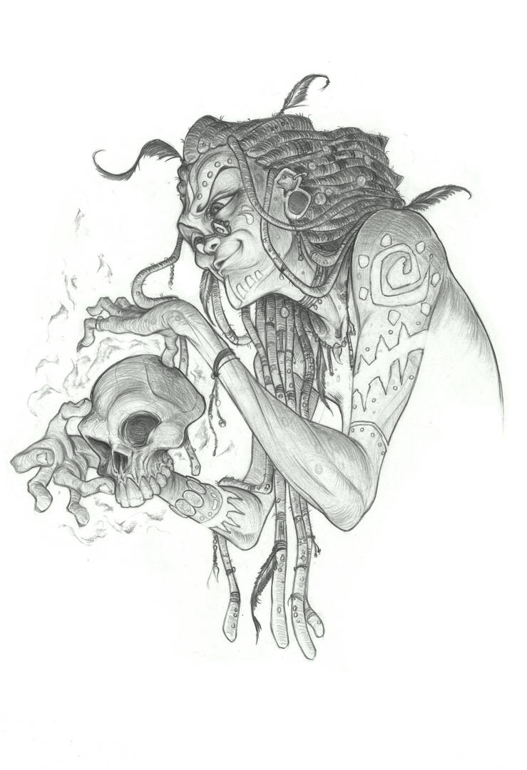 The-Necromancer by Sketch-Geek