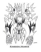 I am Kingdom Hearts..... by Lorddragonmaster