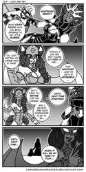 DC:P - Lock and Key by Lorddragonmaster