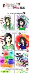 Double Meme: Miyo Style by hikari-midorichan