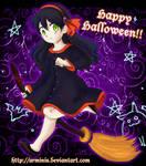 Halloween is near by arminis