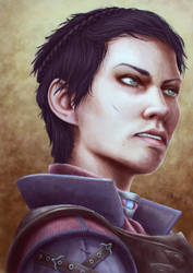 Cassandra Pentaghast by Atarial