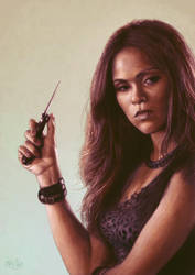 Mazikeen by Atarial