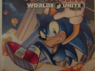 Archie Sonic Reviews: Prelude to Worlds Unite by SonicWindAttack