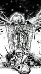 angel of death by two07art