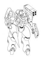 Armor Breaker by PhantasmaStriker