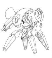Type-XC500 by PhantasmaStriker