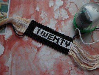 Friendship Bracelet, Twenty One Pilots by Simpelway