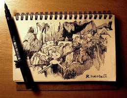 Rivendell by LukaCakic