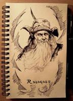Radagast by LukaCakic