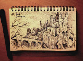 Dol Guldur by LukaCakic