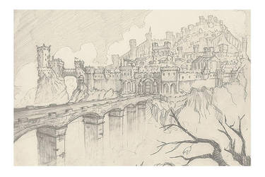 Castle Design by LukaCakic