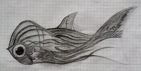 Creepy Fish by NevaStorm