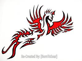 Pheonix Tattoo by BornToSoar