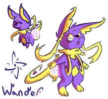 Char:: Wander Aeon by Pizaru-Chu