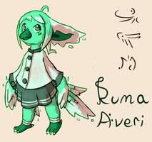 Char:: Ruma Averi by Pizaru-Chu