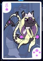 CardSharks:: 8 of Stars [Closed] by Pizaru-Chu