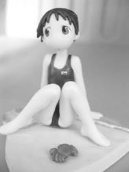 Chika - Ichigo Mashimaro by yoshiko-fla