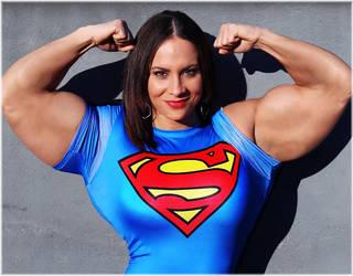 SUPERWOMAN! by SuperGirlStrength