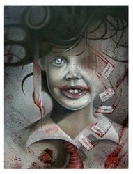 morbid girl by imagist