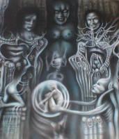 thebirthofeve by imagist