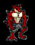 Evil Crash Update by CrashBandicoot2015